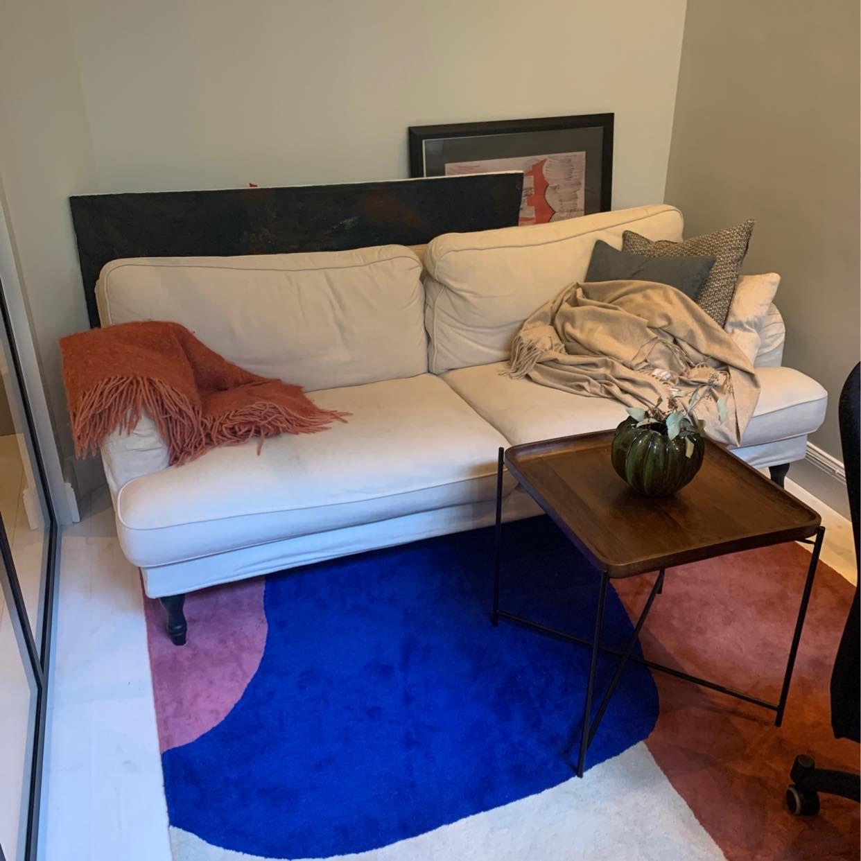image of IKEA sofa - Stockholm City