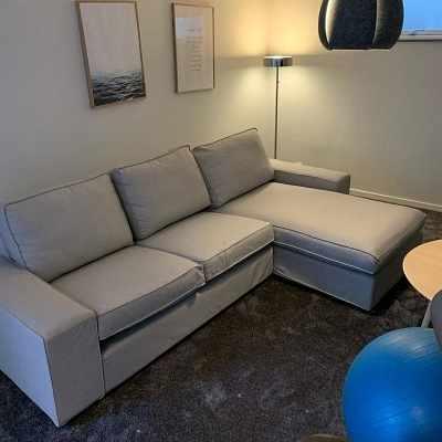 image of Mindre soffa  -