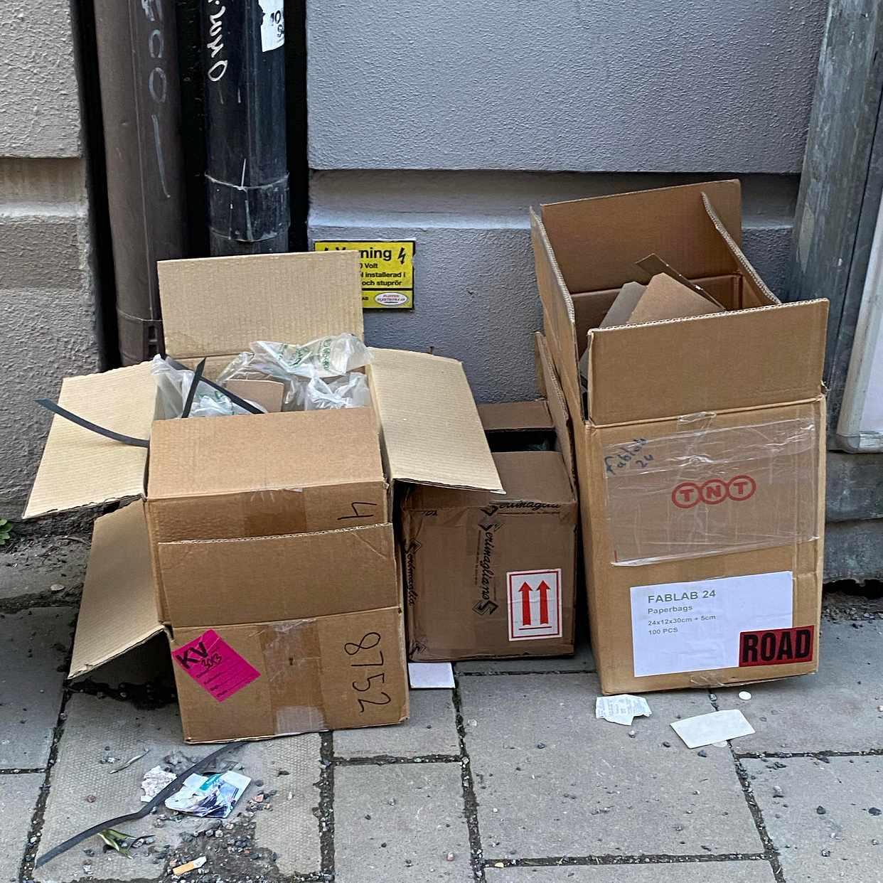 image of Emballage - Stockholm