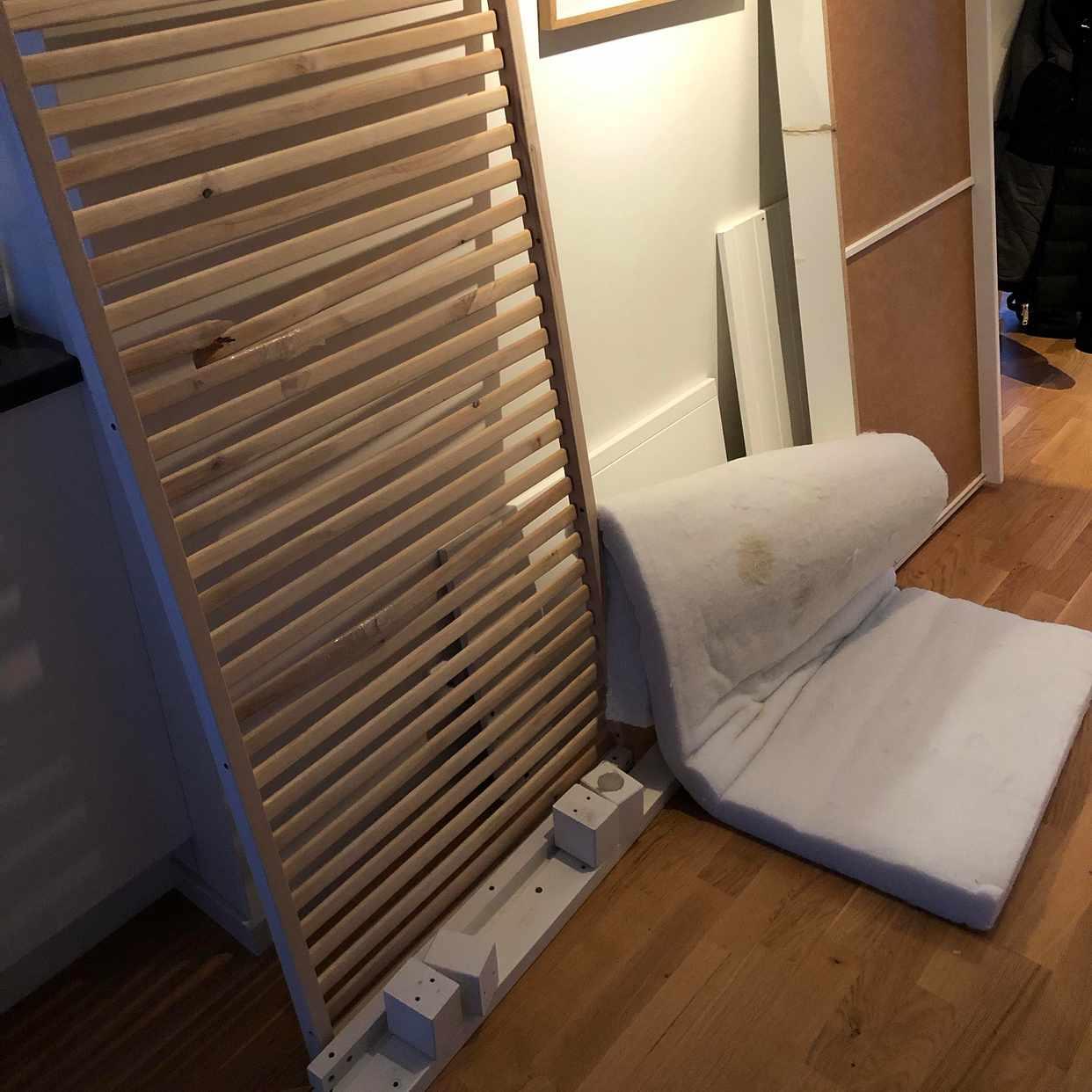 image of Barnsäng/madrass - Höganäs