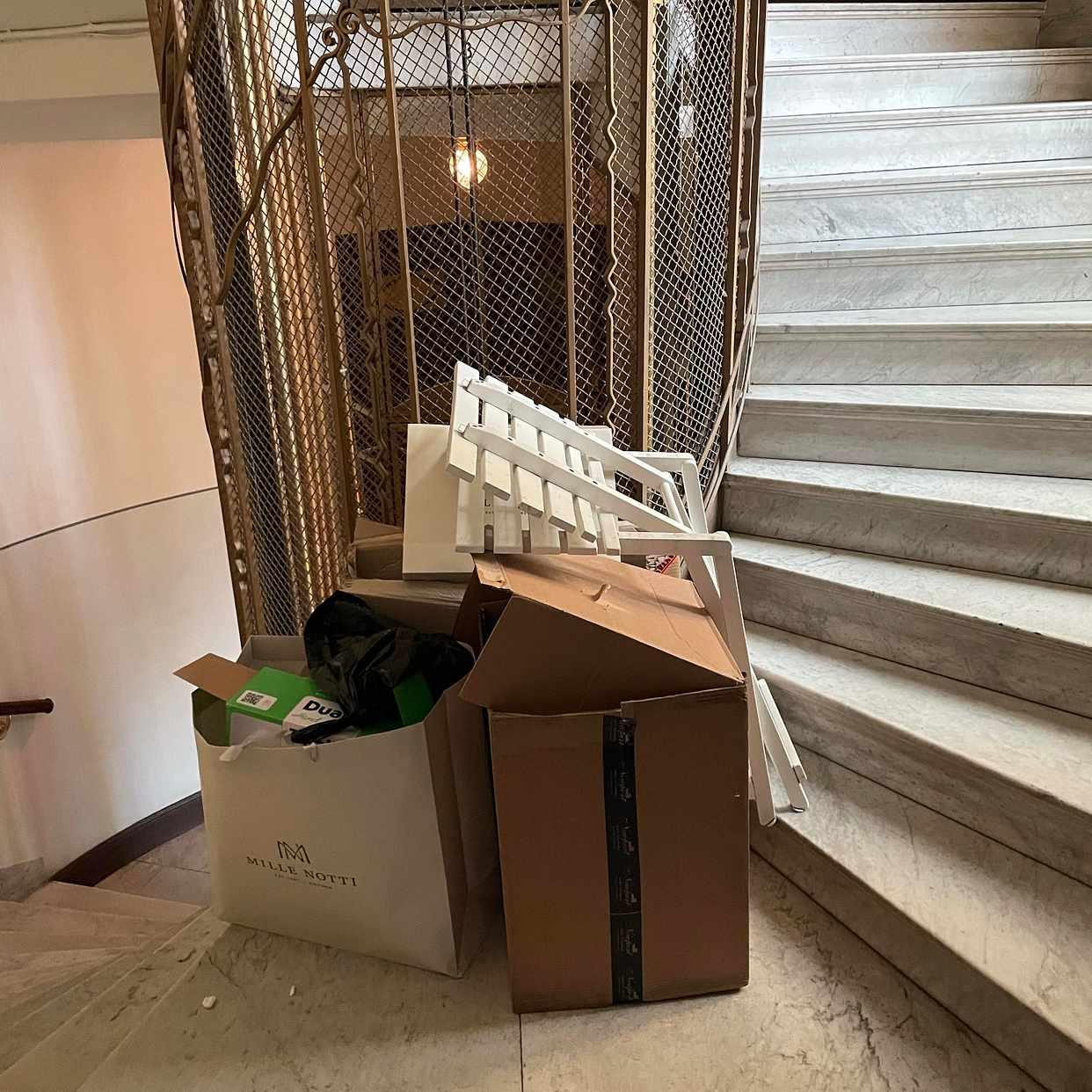image of Littke garbage - Stockholm