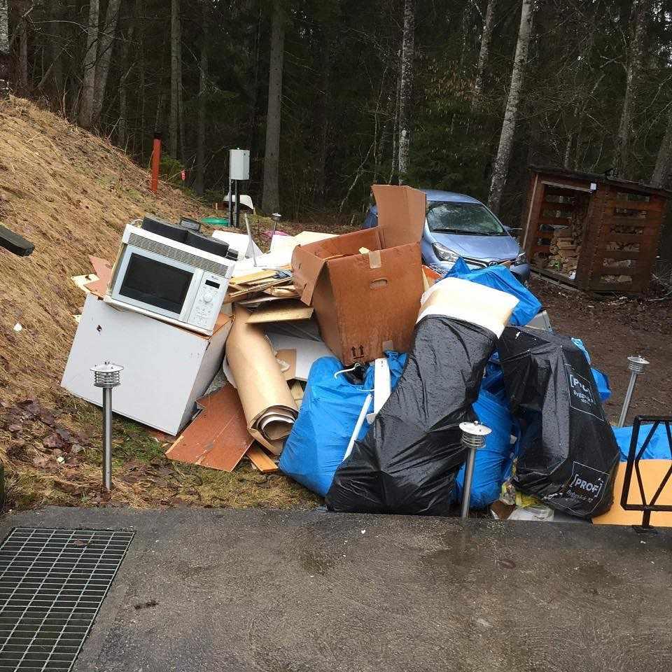 image of Renovation waste - Huddinge