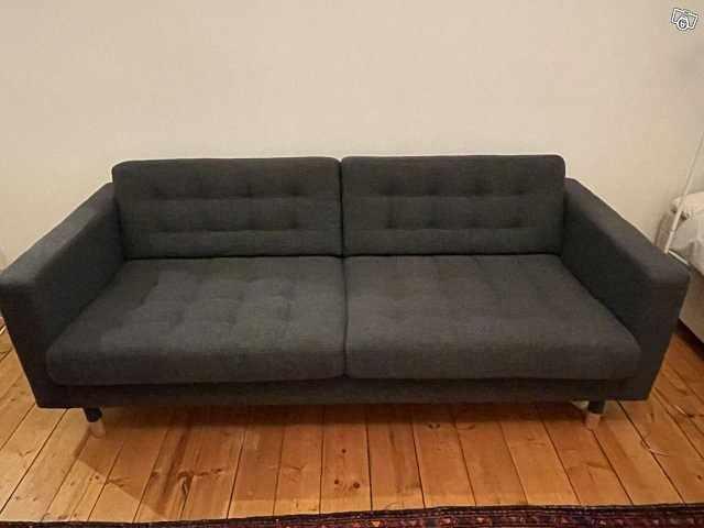 image of Soffa IKEA Landskrona, mö -