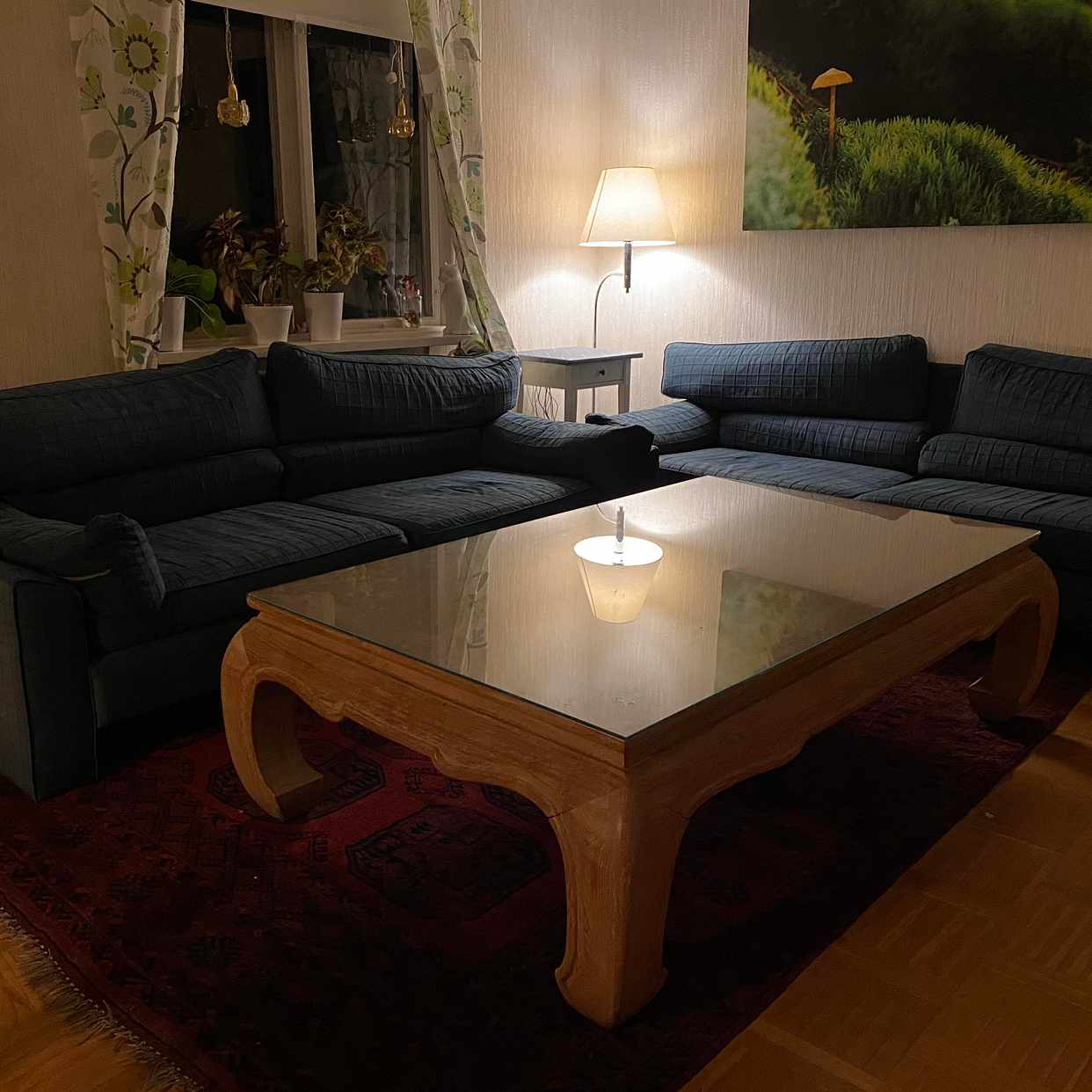 image of Soffor,bord, mattor återv - Vaxholm