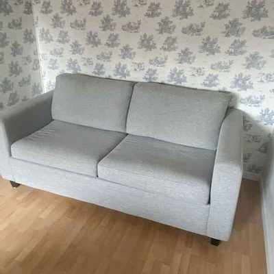 image of Bed sofa - heavy 2 people -