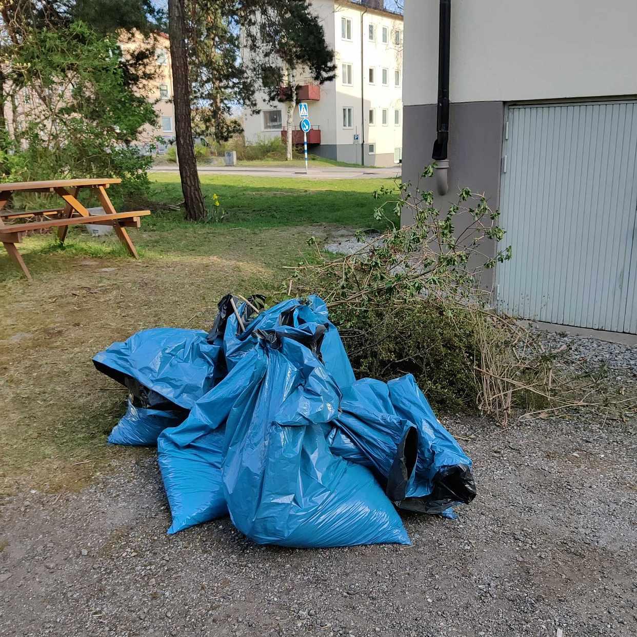 image of Trädgårdsavfall - Johanneshov
