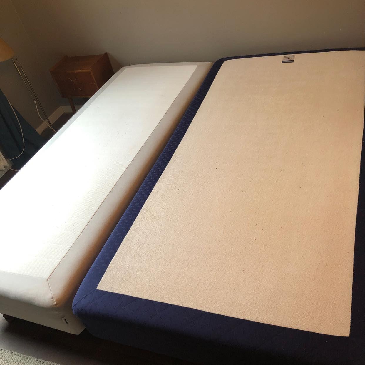 image of Två sängar bortskänkes - Johanneshov