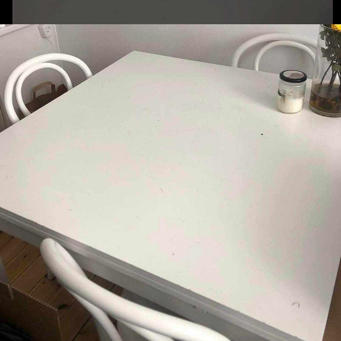 image of Litet matbord 90*90 -