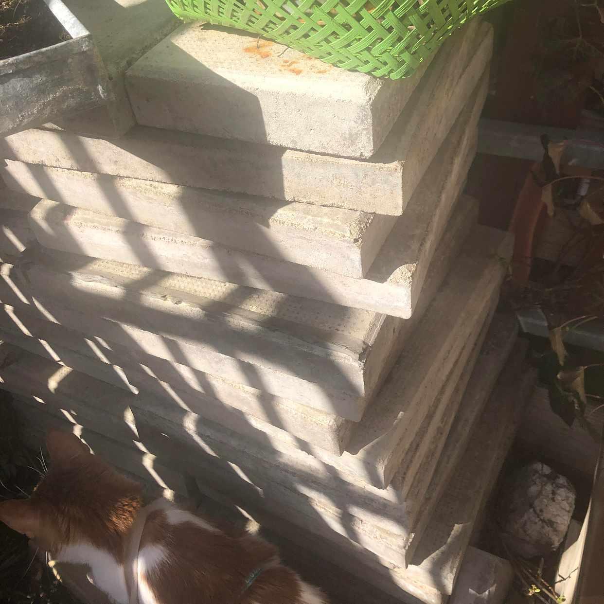image of Garden stones - Sollentuna
