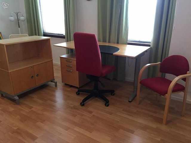 image of Skrivbord höj-och sänkbar -