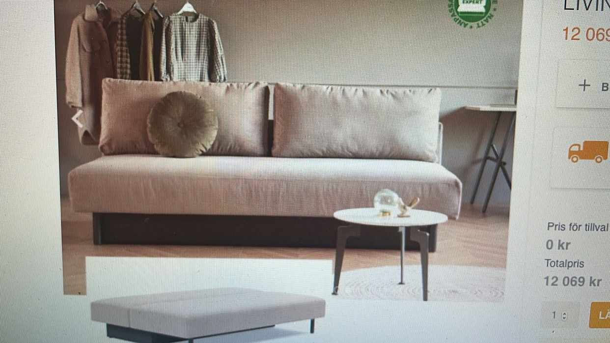 image of soffa ny 100 kg 2 colli -