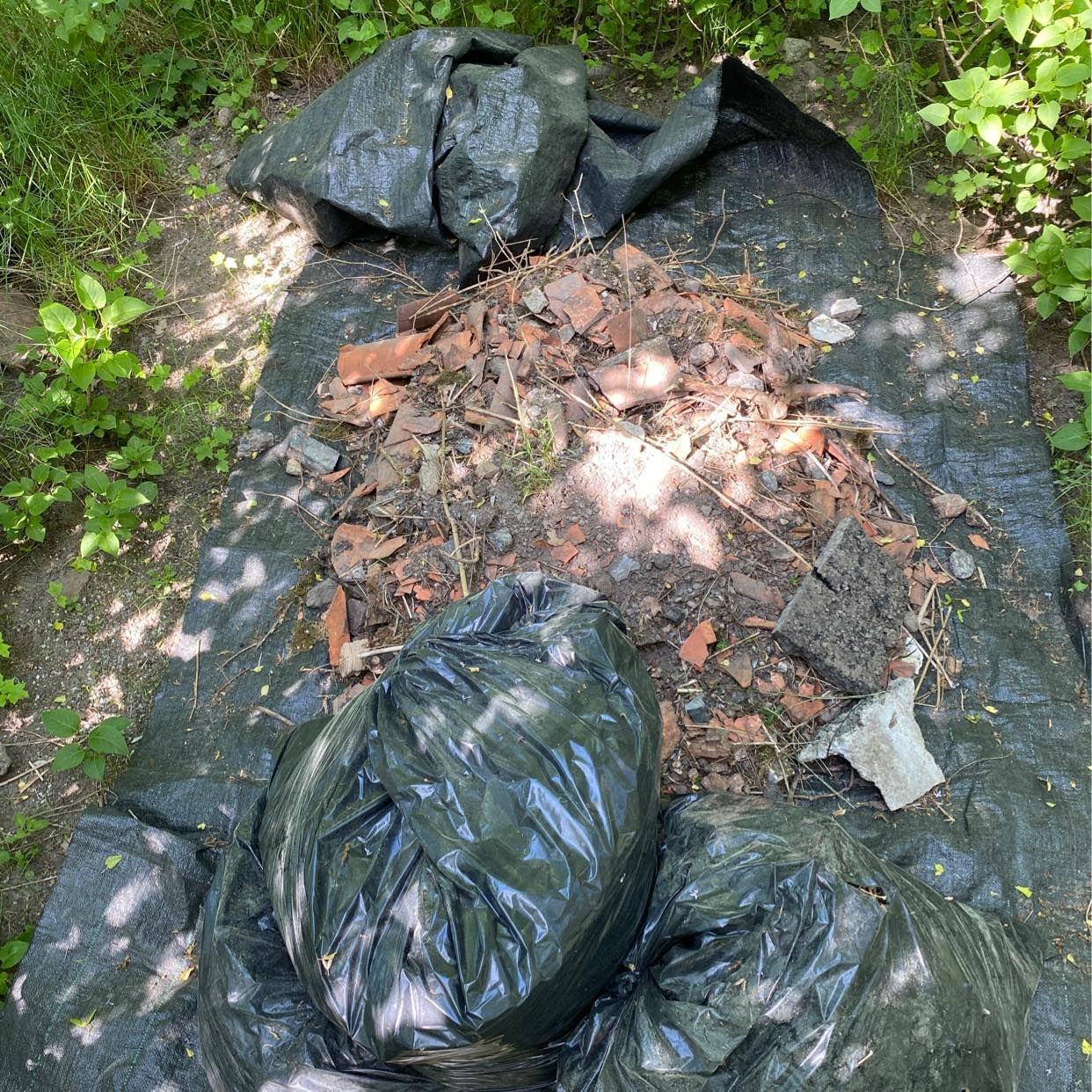 image of Garden waste - Åkersberga