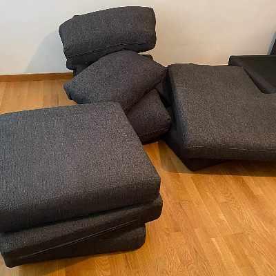 image of Flytt av 1 soffa -