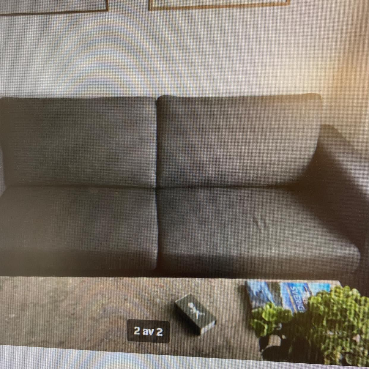 image of Transportera en soffa -