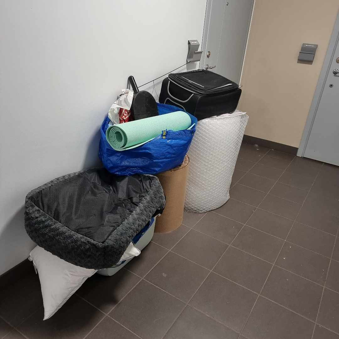 image of Household rubbish - Bromma