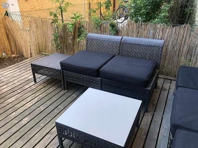 image of Ikea Kungsholmen utemöble -