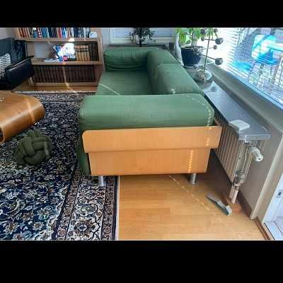 image of Flytta soffa -