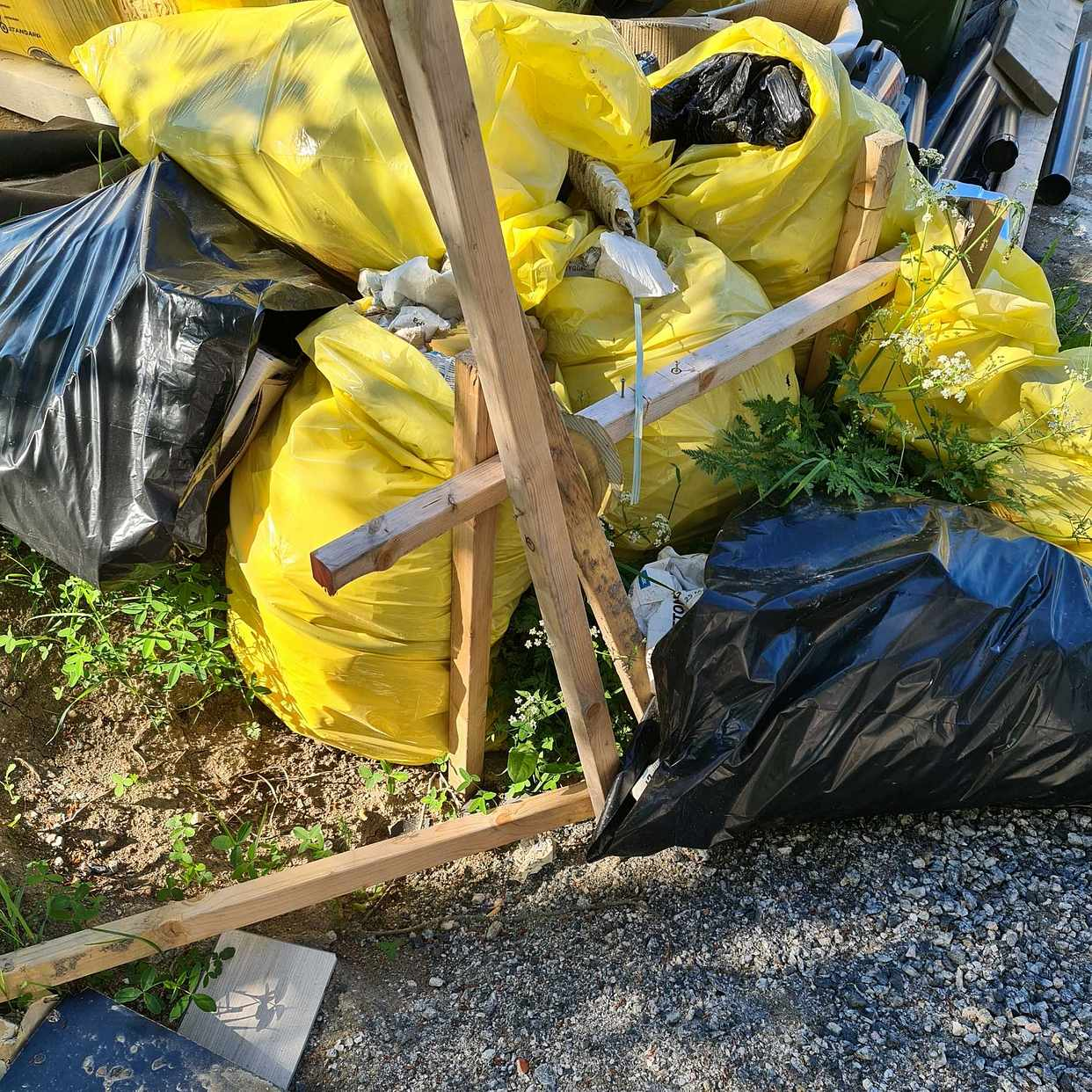 image of Blandat avfall - Vallentuna
