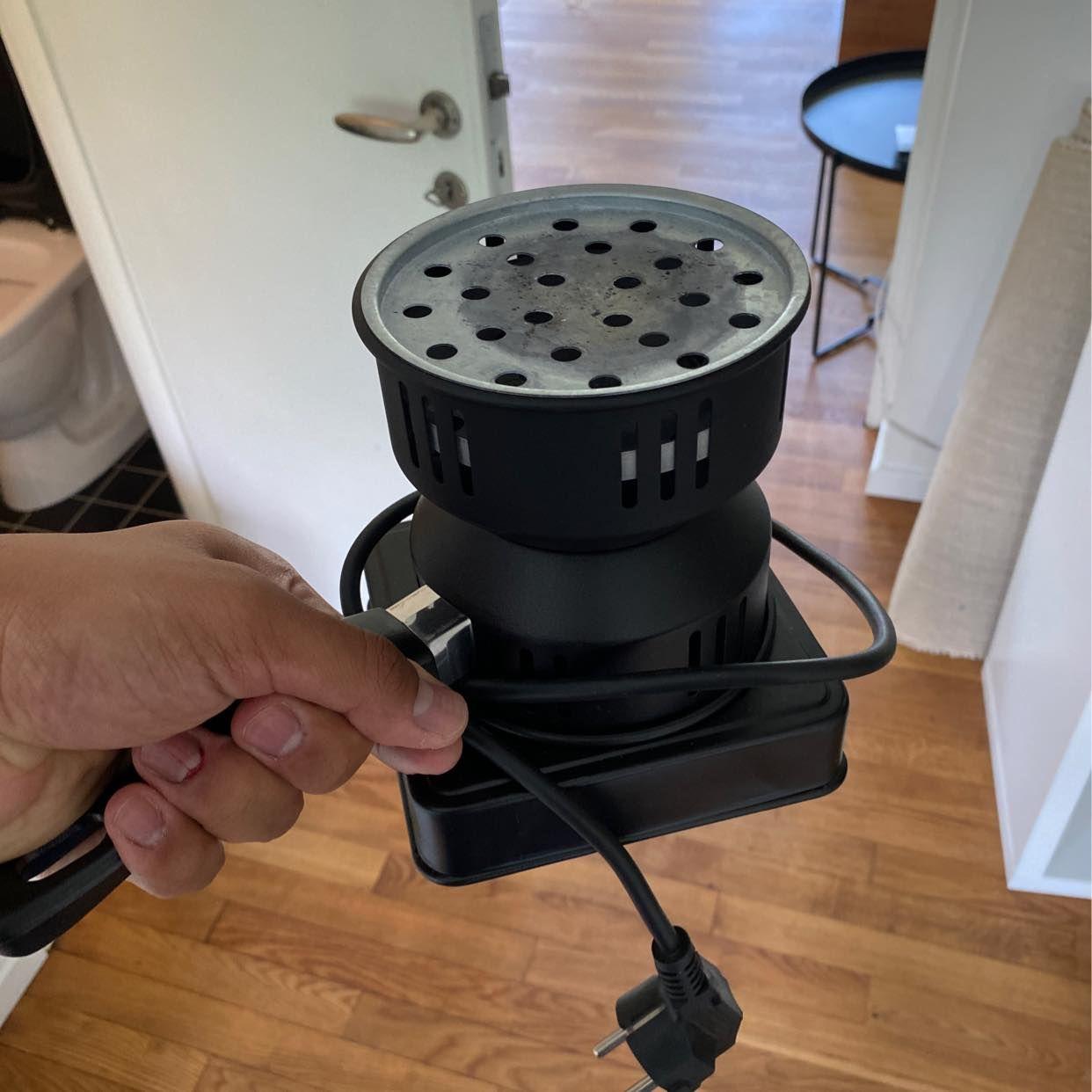 image of Shisha coal heater - Solna