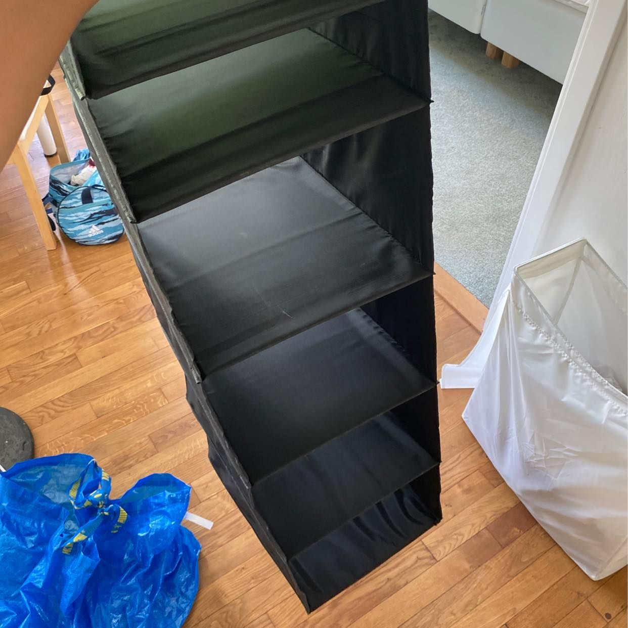 image of IKEA portable storage - Solna