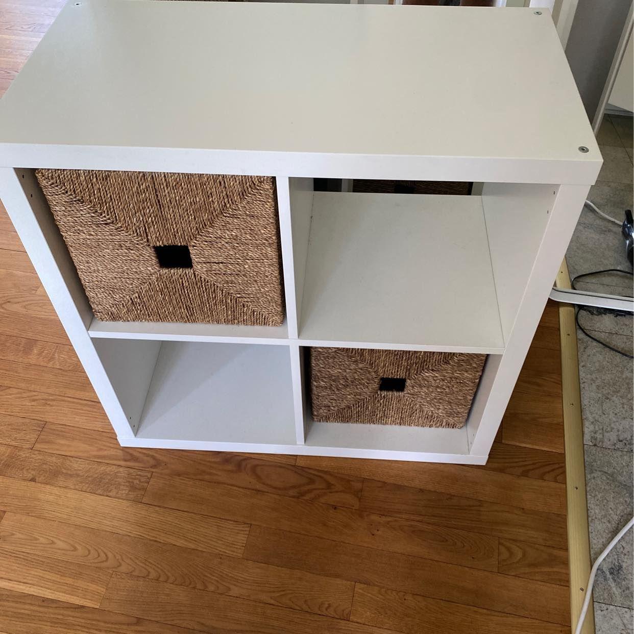 image of IKEA storage unit - Solna