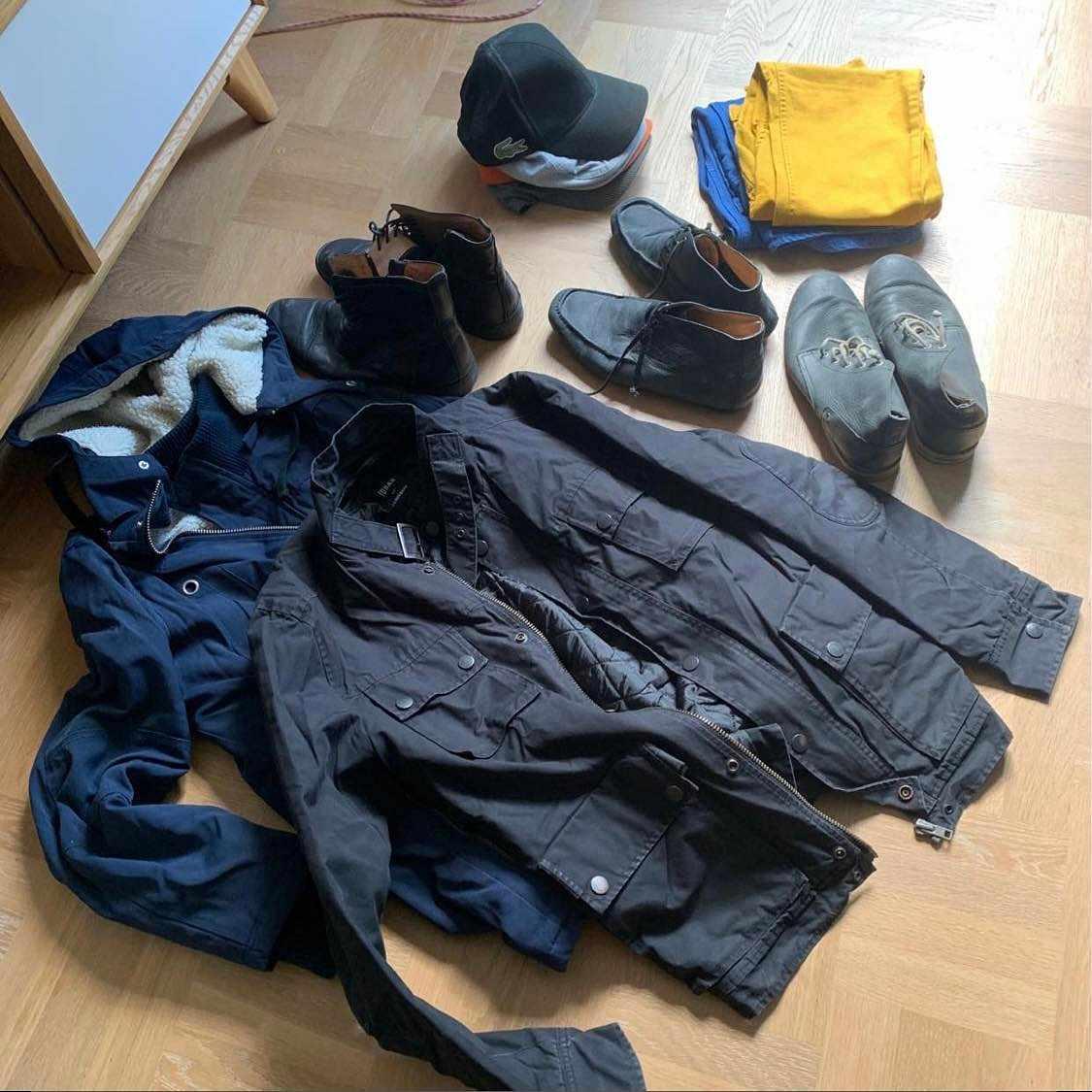 image of Div kläder - Johanneshov