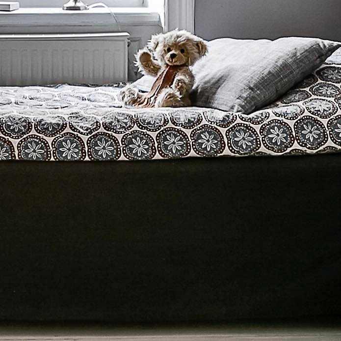 image of Flytta en 80x200 säng -