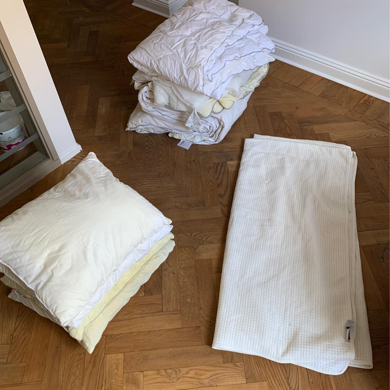 image of kuddar, täcken, överkast - Stockholm
