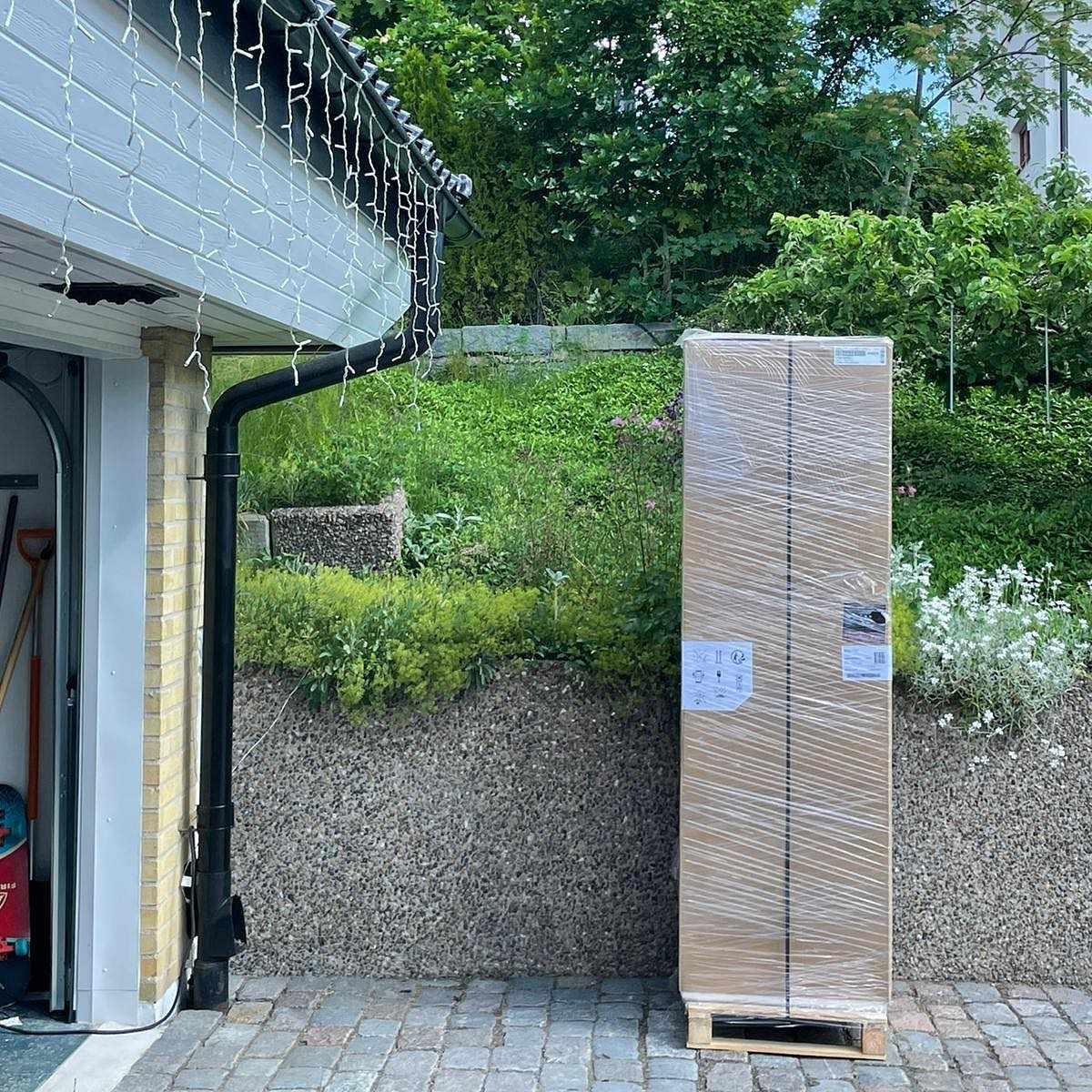 image of Move refrigerator -