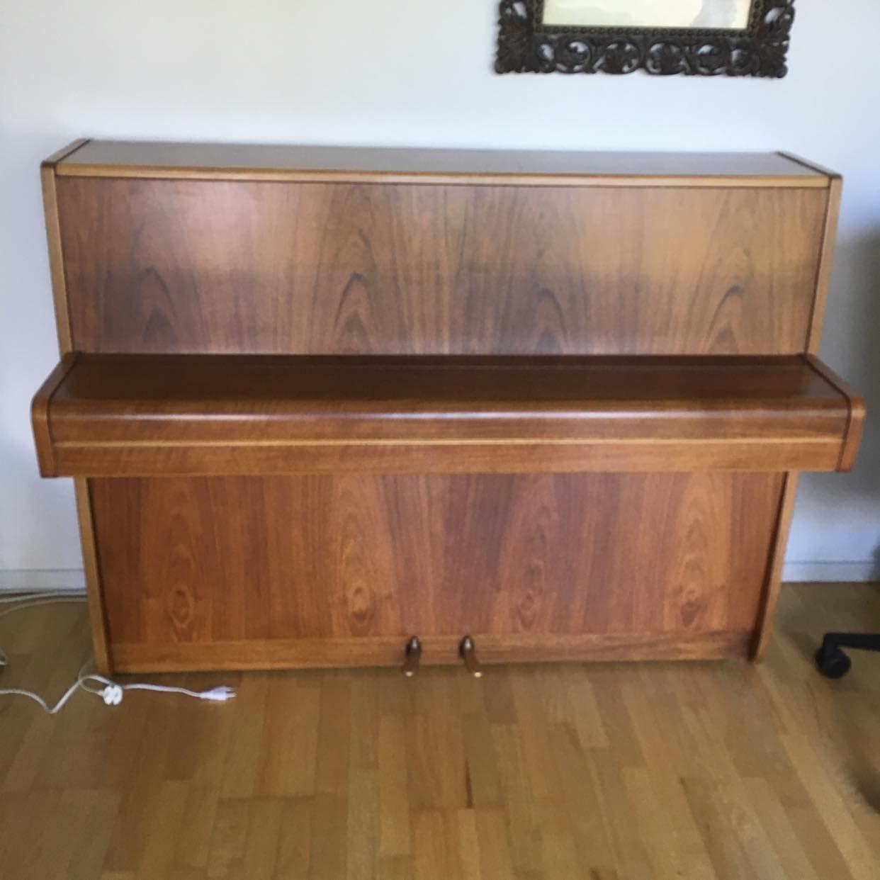 image of Piano skräp gammal barnva - Danderyd