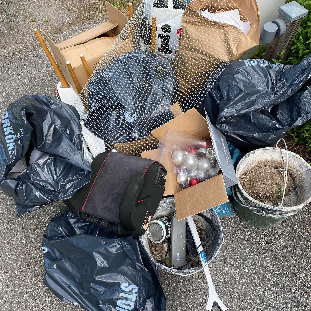 image of Blandat avfall - Älvsjö