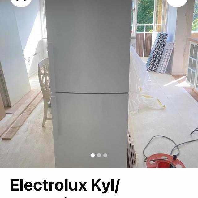 image of Upphämtning av kylskåp -