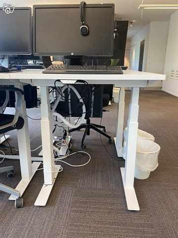 image of Höj & Sänkbara skrivbord -