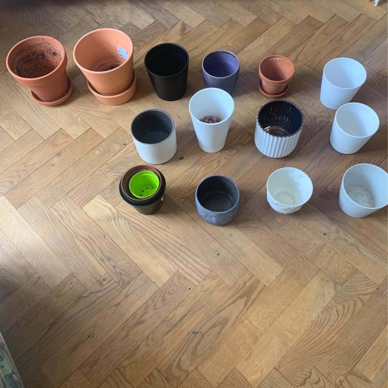 image of Pots for Home/garden - Stockholm