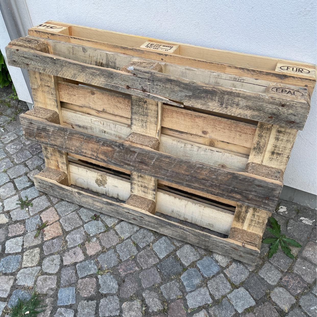 image of Euro pallets - Malmö