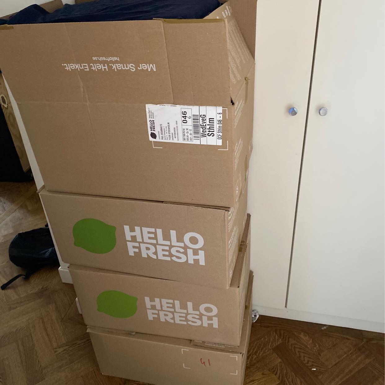 image of Moving, no big furniture -