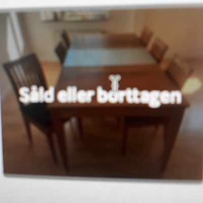 image of Table and chairs -