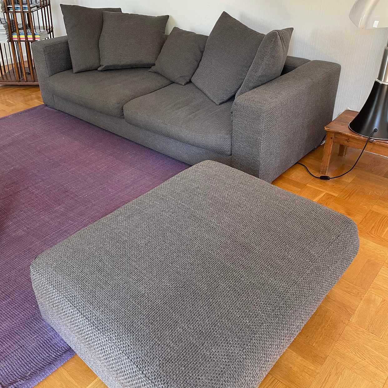 image of Soffan till återvinning - Bromma