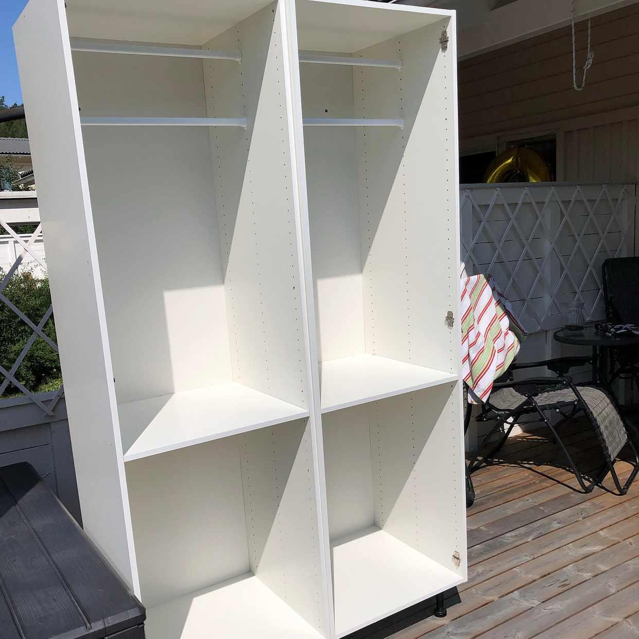 image of Gratis garderob. - Tullinge