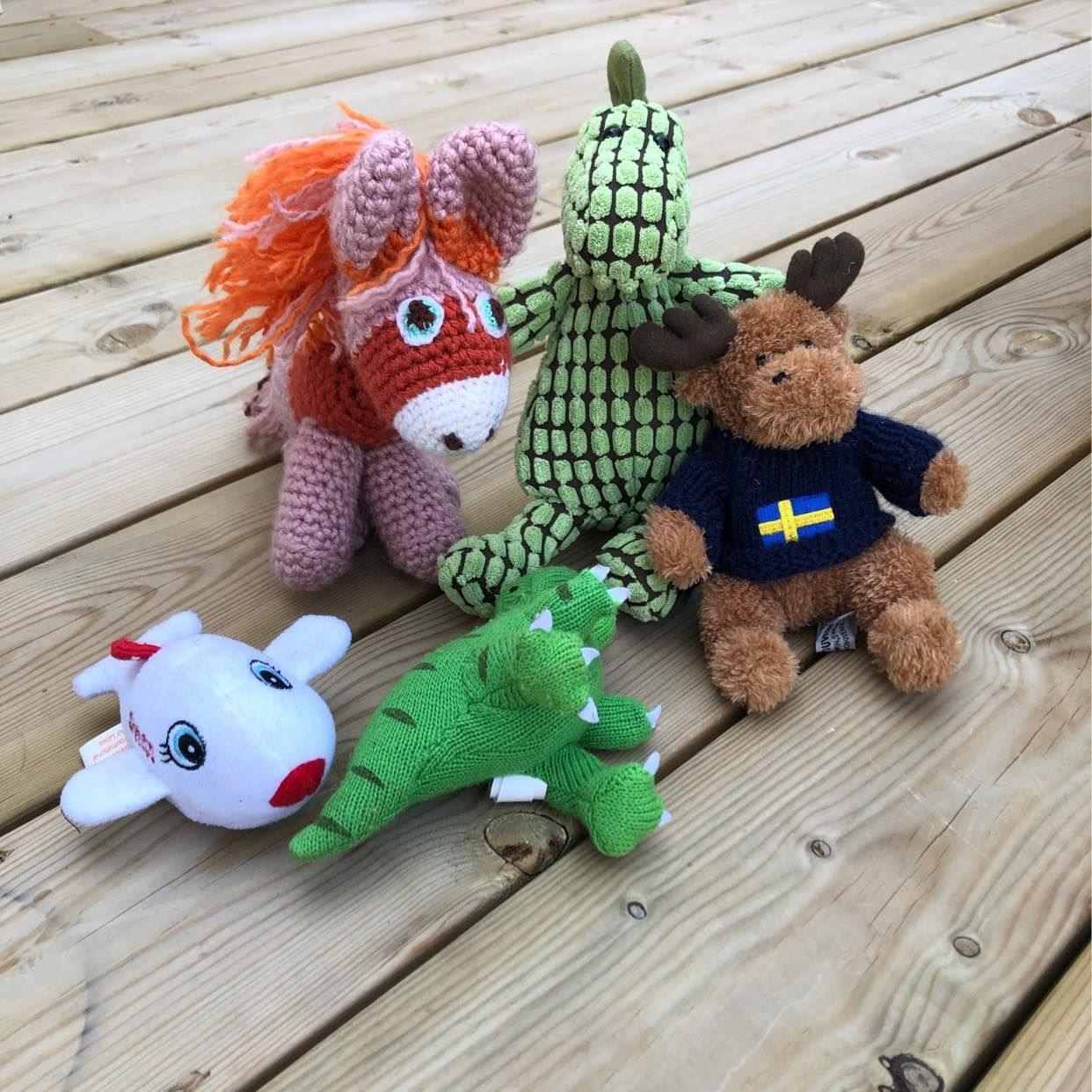 image of Kids soft toys - Bromma