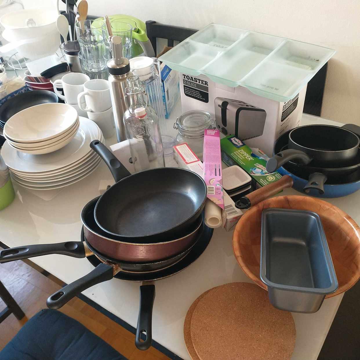 image of Kitchen stuff - Stockholm