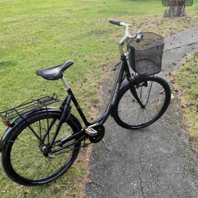 image of Hämta cykel -