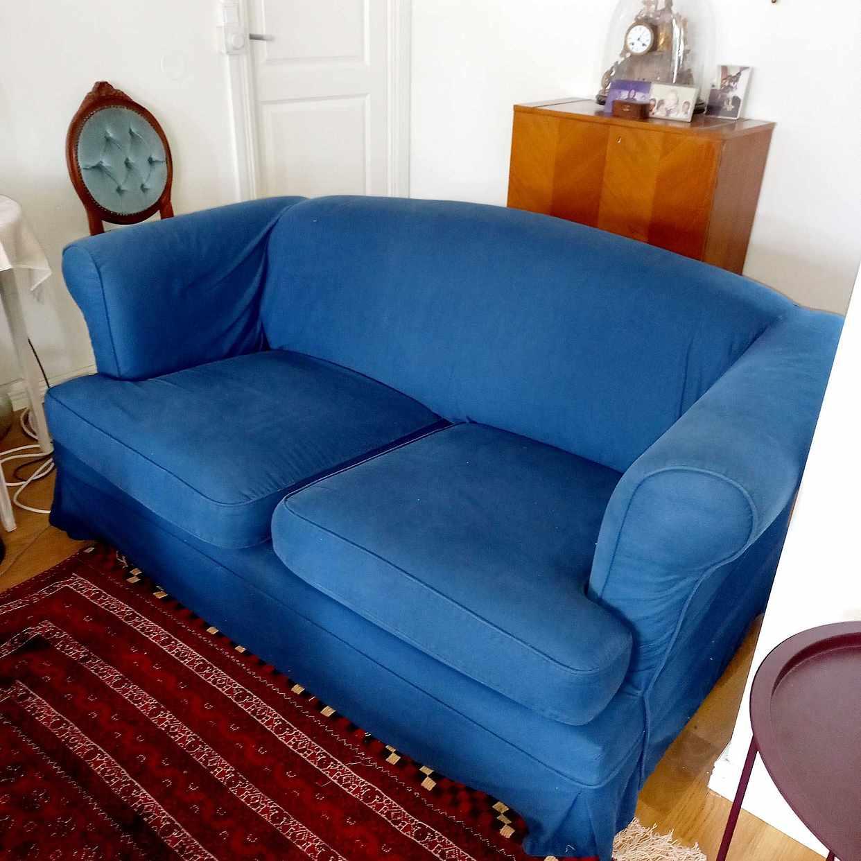 image of Två soffor - Saltsjö-Boo