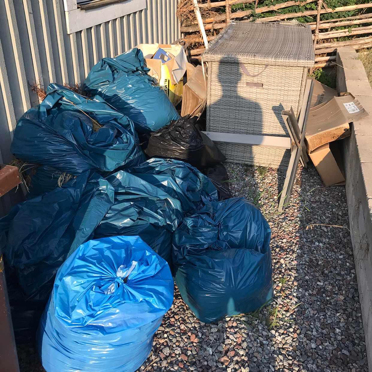image of Hämtning av avfall - Ingarö