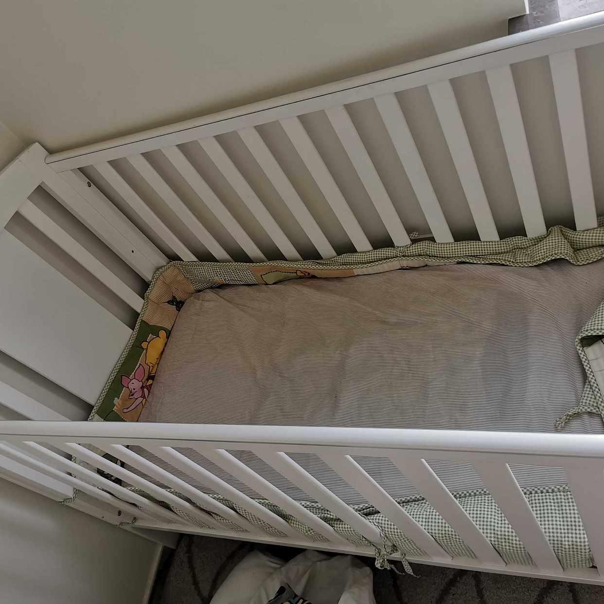image of Barn säng bortskänkes - Huddinge