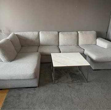 image of Hämta och lämna en soffa -