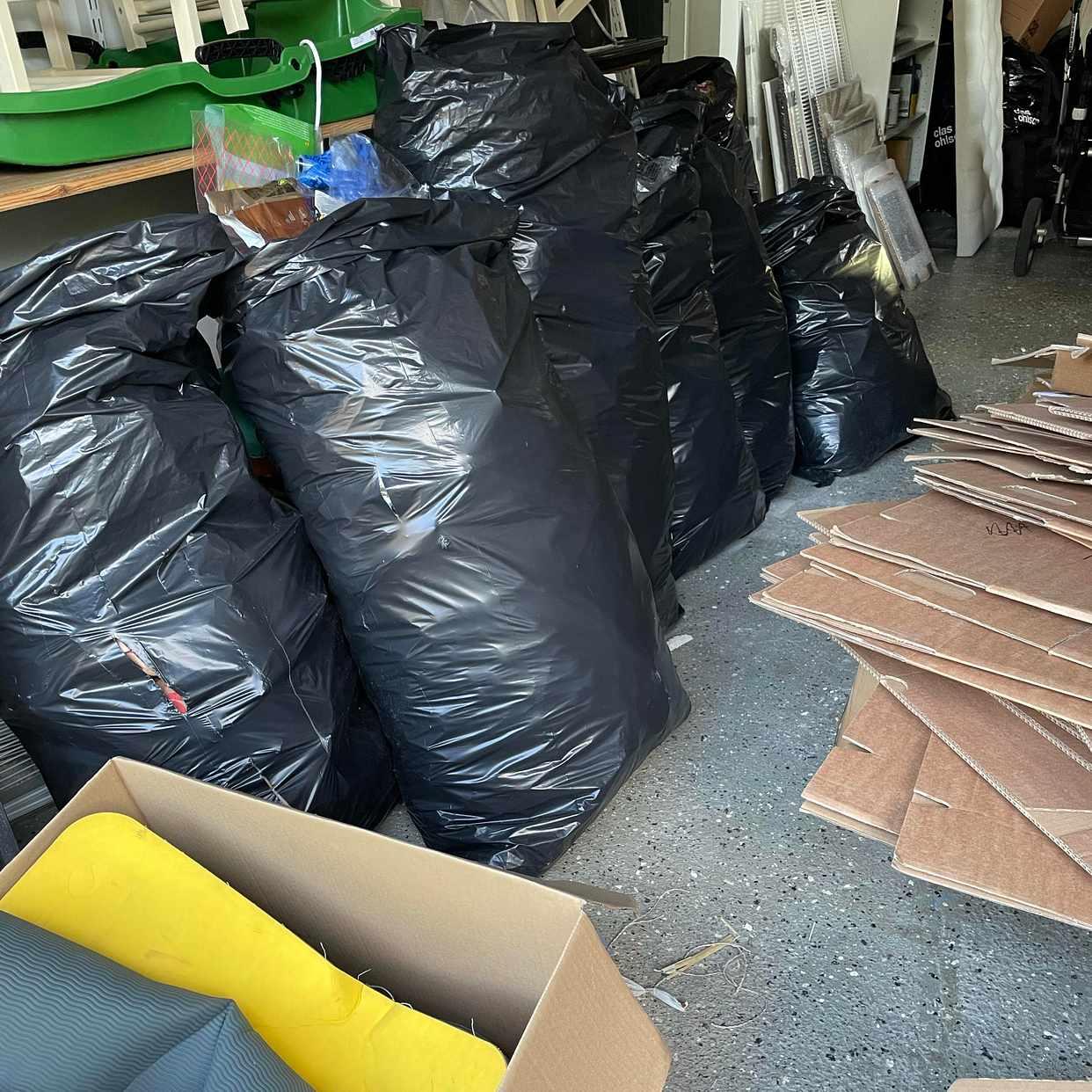 image of Diverse avfall - Tyresö