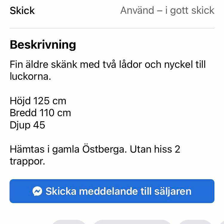 image of Hämta en skänk -