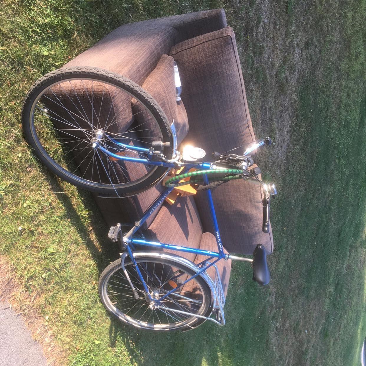 image of Soffa, cykel -