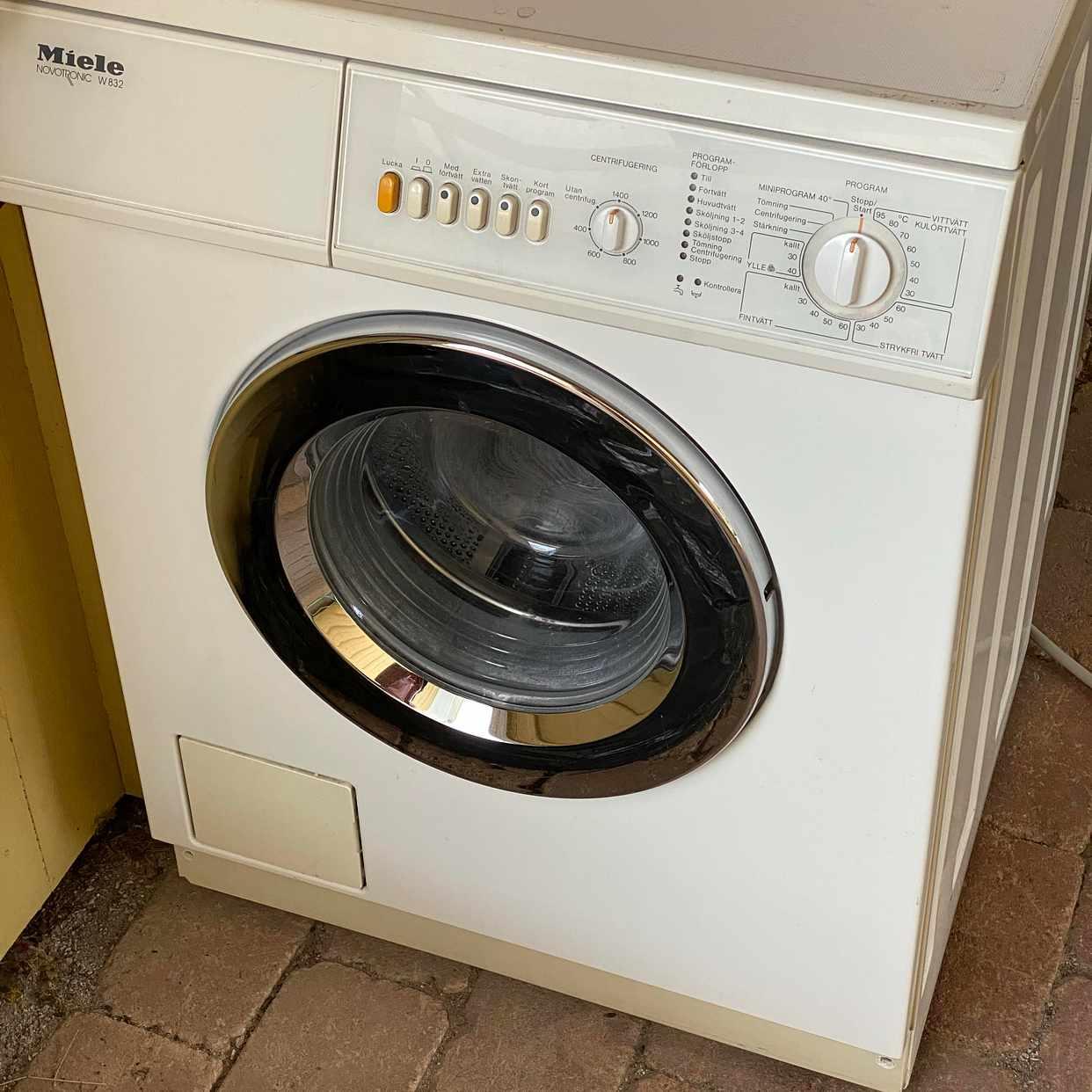 image of Fungerande tvättmaskin - Upplands Väsby